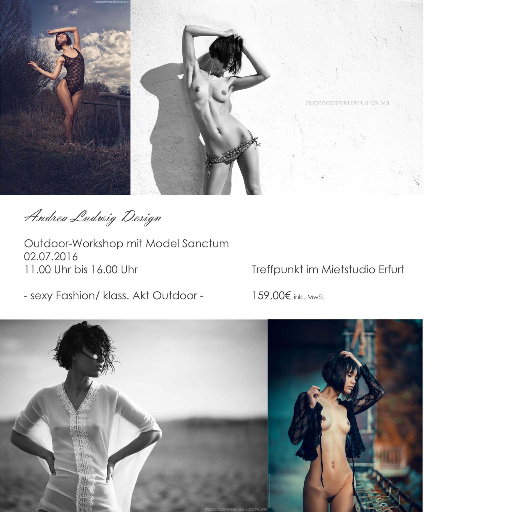 Workshop Erfurt Andrea Ludwig Design Fotograf