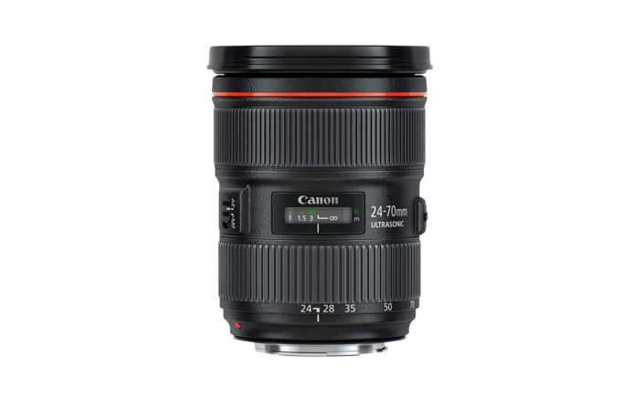Canon EF 24-70mm 2,8 L USM II