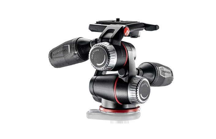Manfrotto MHXPRO-3W Stativkopf