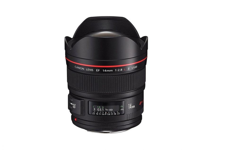 Für mehr Überblick Canon EF 14mm f/2.8L II USM neu im Verleih