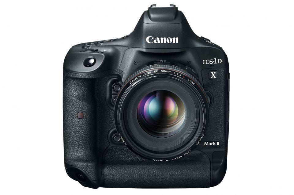 Neu bei uns im Verleih Canon EOS-1D X Mark II mit 4K Video auch für Filmer