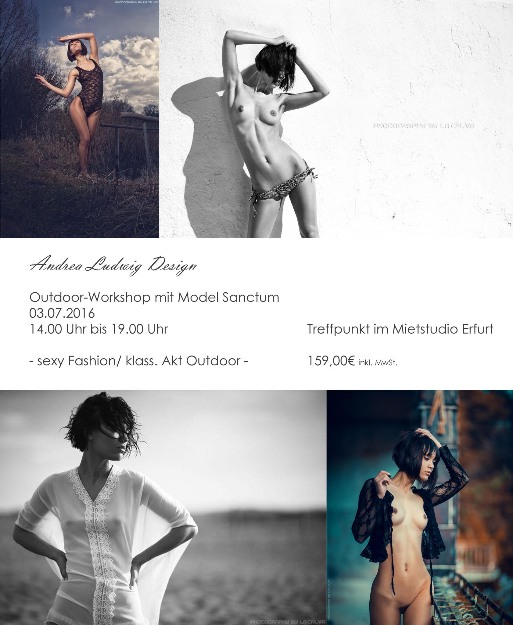 Workshop Erfurt Fotograf Andrea Ludwig Design