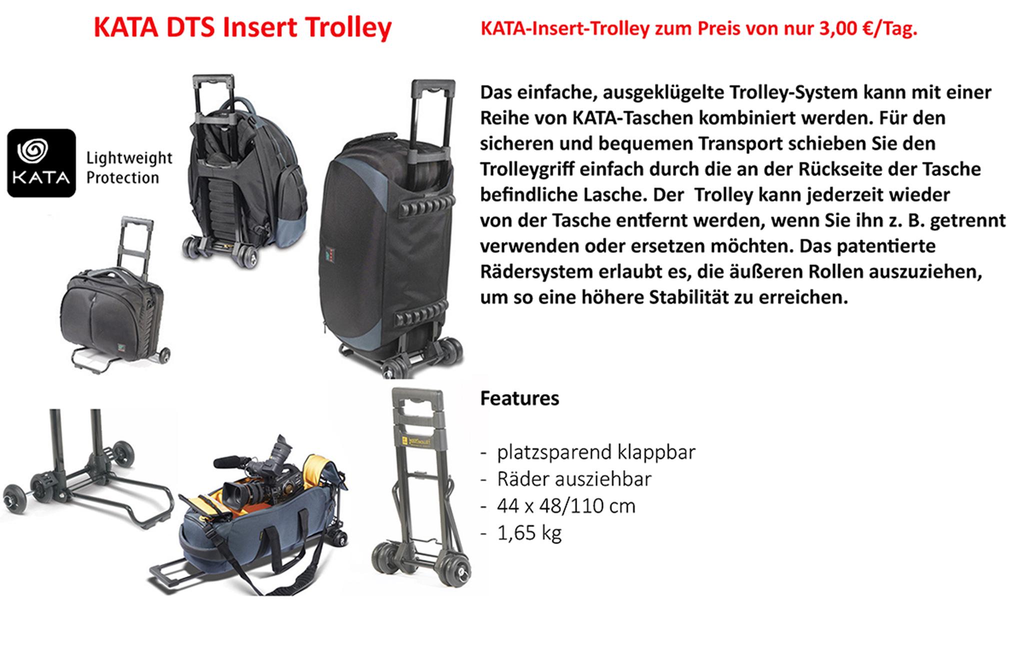 Kata Insert Trolley