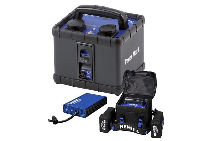 Hensel Power Max L