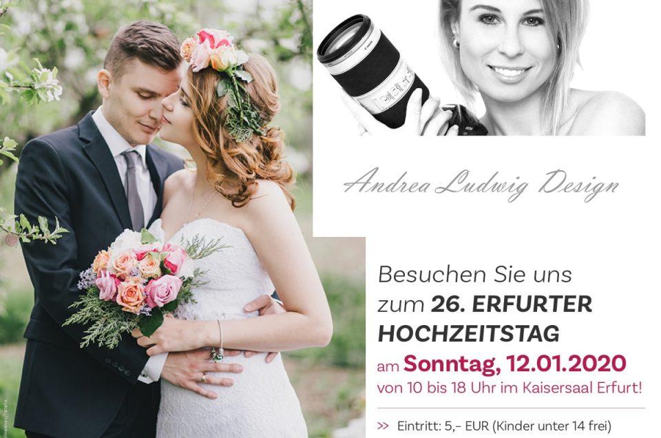12.01. Erfurter Hochzeitstag im Kaisersaal