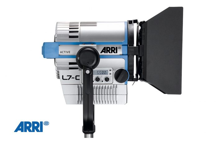 ARRI L7-C LE2  LED Stufenlicht, Bicolor