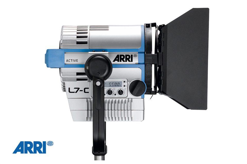 Neu im Verleih - ARRI L7-C LE2  LED Stufenlicht, Bicolor