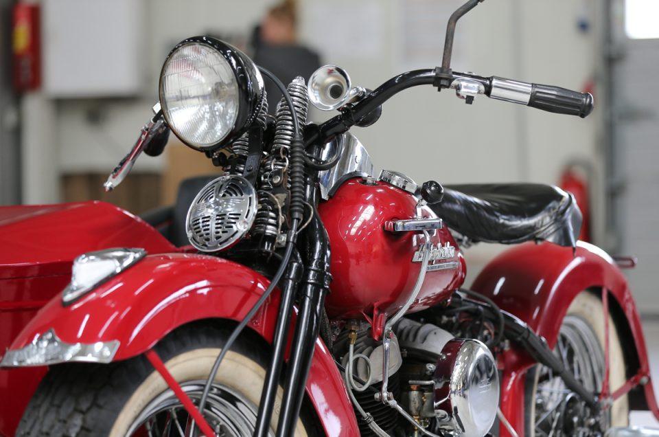 Shooting für Harley Davidson